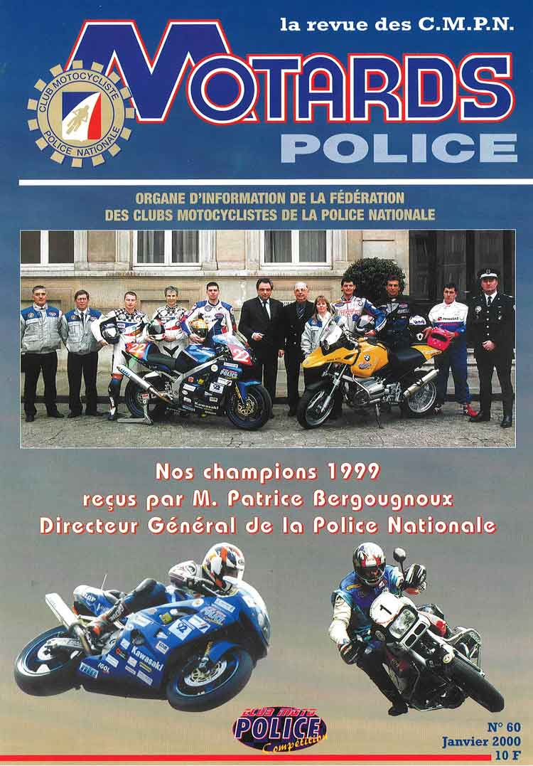 ARCHIVES 2000 2008 MOTARDS POLICE